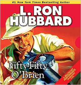 Fifty-Fifty O'Brien by L Ron Hubbard cover image