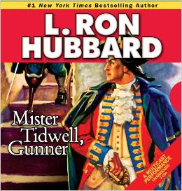 Mister Tidwell, Gunner by L Ron Hubbard cover image