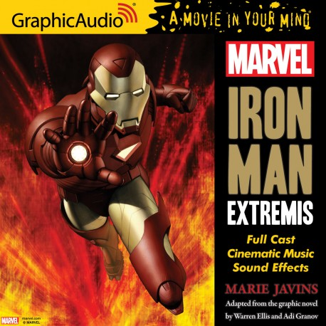Iron Man: Extremis by Warren Ellis cover image