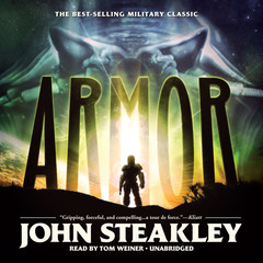 Armor by John Steakley cover image