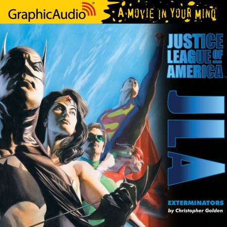JLA: Exterminators by Christopher Golden cover image