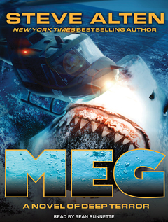 MEG: A Novel of Deep Terror by Steve Alten cover image