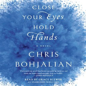 Close Your Eyes, Hold Hands by Chris Bohjalian cover image