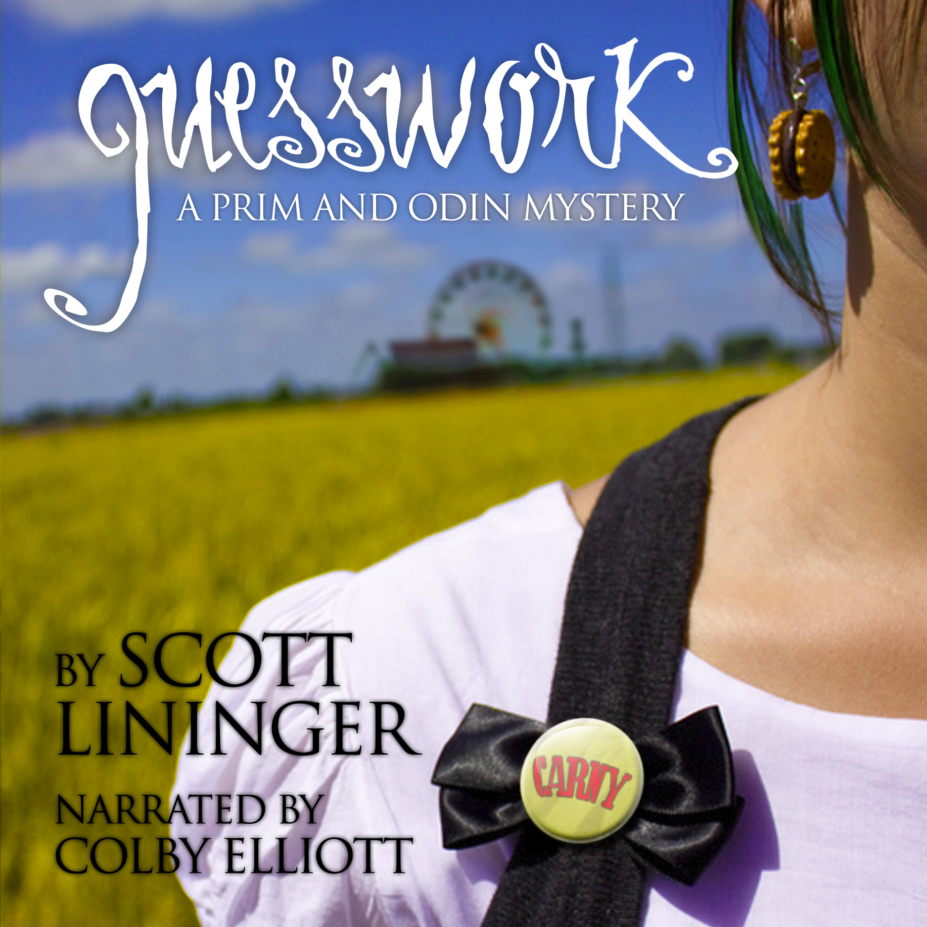 Guesswork by Scott Lininger cover image